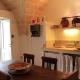 """Die Küche des Familienappartements """"Benvenuto"""""""