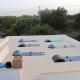 Die große Dachterrasse des Pere e Sule, auf der Ihr Pilates-Stunden mit Cinzia nehmen könnt und auf der manchmal Grillabende stattfinden