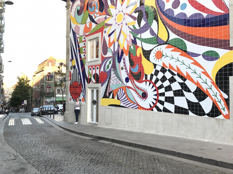 Porto ist cool und bunt - we like!