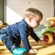 """Im """"Zwutschgerlclub"""" werden sogar schon Babys ab 6 Monaten betreut..."""