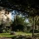 Der Garten der Fattoria ist eine grüne Oase und XXL-Naturspielplatz