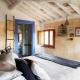 rmen Farbtöne, rustikale Holzbalken- und Dielen und die kreativen Details machen den besonderen Charme der Zimmer aus