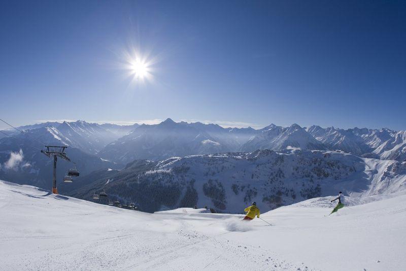 Skifahren auf dem Penken - ein tolles familienfreundliches Skigebiet!
