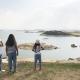 Bei der Ankunft im Gal Oya Nationalpark waren selbst die Kids ganz andächtig!