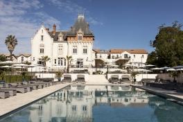 Das zweite Märchenschloss von Karl und Anita: Château St. Pierre de Serjac, nur 40 Minuten vom Les Carrasses entfernt.