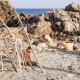 Es gibt auch einsame Buchten mit ganz viel Robinson Crusoe Feeling