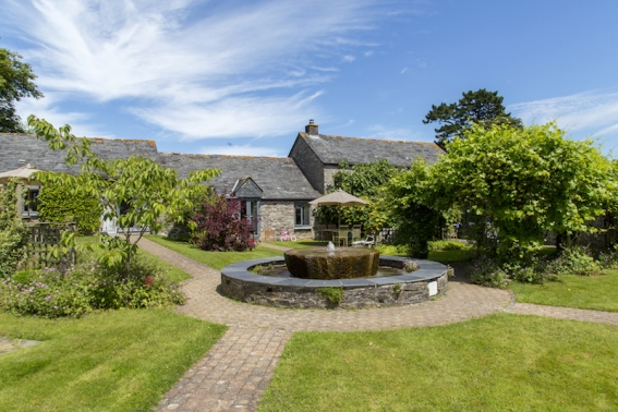 Willkommen in den Tredethick Farm Cottages