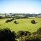 Tredethick liegt in der bezaubernden Landschaft Cornwalls