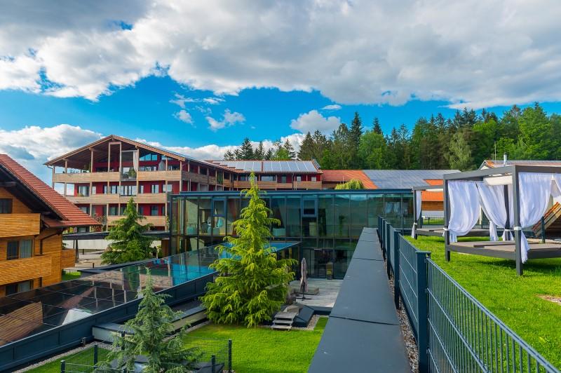 Bayern mit Kindern: Der Ulrichshof ist eines der bekanntesten Familienhotels Europas (Foto: Ulrichshof)