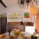 """Die Küche im """"Orange"""""""