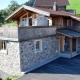 Das urige Comfort Chalet Mühle mit großer Terrasse