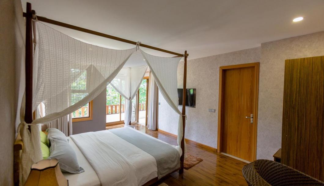 Unser Seaview-Room im West Sands